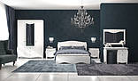 Спальня Гефест, МДФ патина, модульная система, фото 2