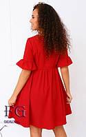 Свободное летнее платье  032 В/03, фото 1