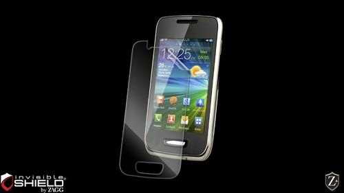 """Бронированная защитная пленка для экрана Samsung GT-S5380D Wave Y - Интернет-магазин """"В Броне"""" в Одессе"""