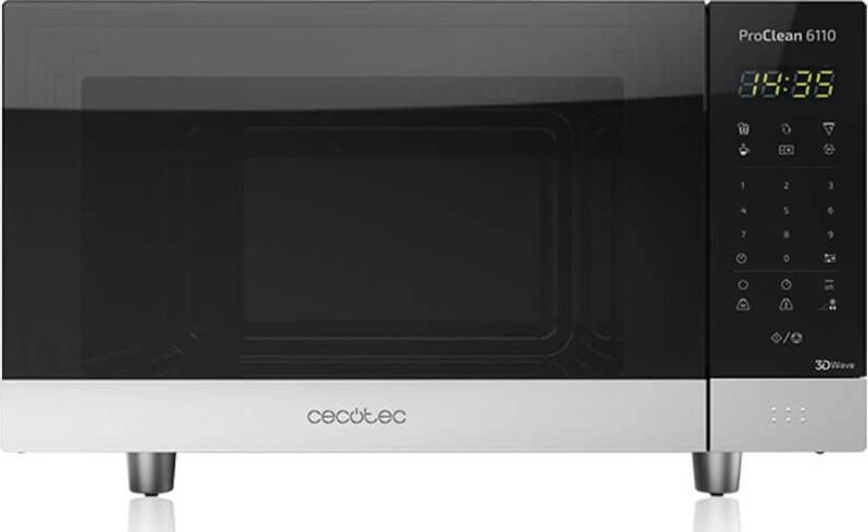 Микроволновая печь Cecotec ProClean 6110 23L CCTC-01537 (8435484015370)