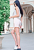 """Обалденная стильная женская юбка-шорты из софта больших размеров """"Мюриэл"""", фото 7"""