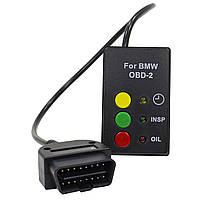 Автономный прибор для сброса сервисных интервалов Lesko для автомобилей BMW 2002 Черный (3649-11184)