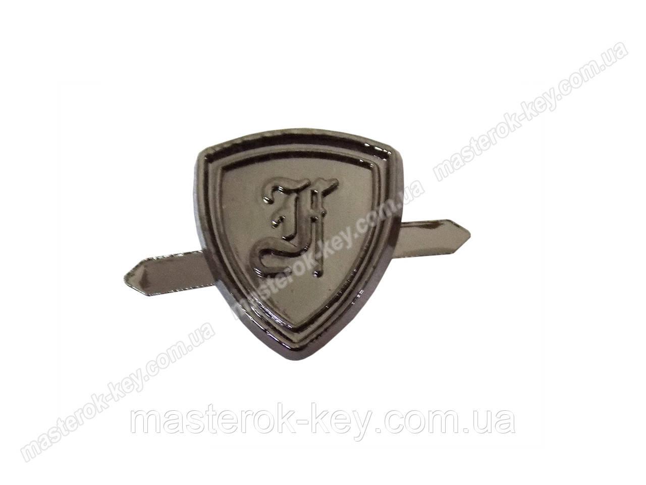 Герб графити №49014 темный-никель