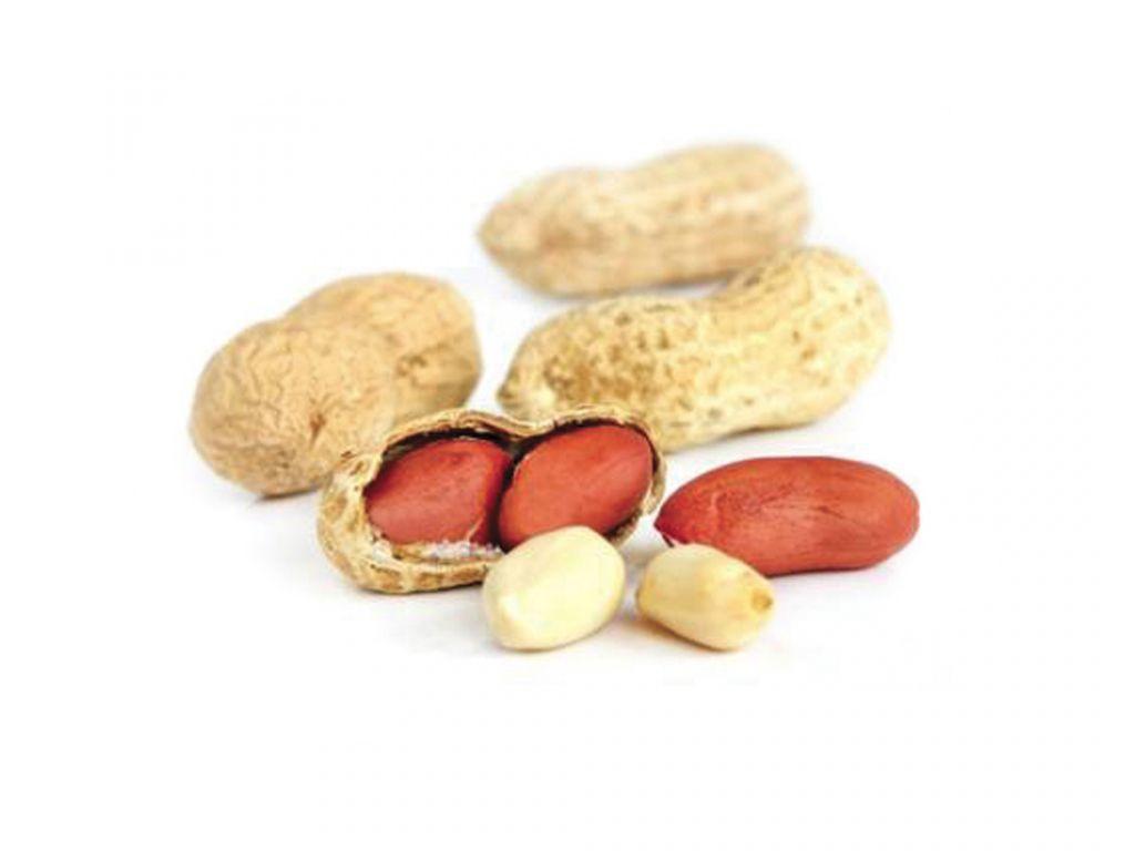 Арахіс смажений в шкаралупі ( Індія) 250 грам