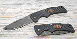 Нож брелок Gerber Bear Grylls Compact Scout серрейтор, фото 8