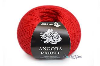 Andriano Angora Rabbit, Красный №617