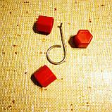 Защитные силиконовые колпачки на колесные гайки 17 мм красные, фото 9