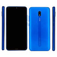Смартфон с большим дисплеем и мощной батареей на 2 сим карты Xiaomi Redmi 8A 3/32Gb Blue Octa-core  Unlocked
