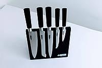 Набор ножей BENSON BN-408 на магнитной подставке