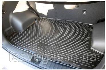 Коврик в багажник  HYUNDAI Tucson 2015- 1 шт. (полиуретан)