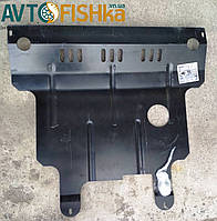 Захист піддону двигуна Chevrolet LACETTI (з 2002) (металевий 3 мм) з кріпленням