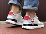 Чоловічі кросівки Adidas Nite Jogger Boost 3M (білі) 9437, фото 2