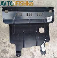 Захист піддону двигуна Daewoo LANOS (металевий 3 мм) з кріпленням