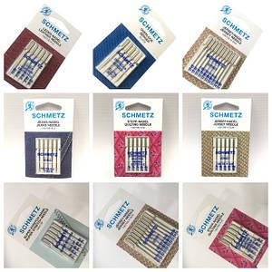 Иглы для бытовых швейных машин SCHMETZ