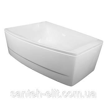 Ванна Volle 170x120x63см асимметричная, левая, без гидромассажа (TS-100/L)