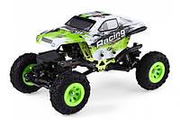 Машинка на пульте управления Краулер WL Toys 1:24: полный привод, мягкая резина