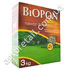 Удобрение Biopon осеннее для газона 3 кг, фото 3
