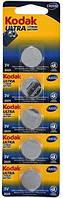 Батарейка Kodak Ultra CR 2032 BL 1х5 шт (отрывные)