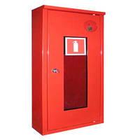Пожарный шкаф Goobkas ШПО-103 навесной, открытый для 1-го огнетушителя 6-12 кг