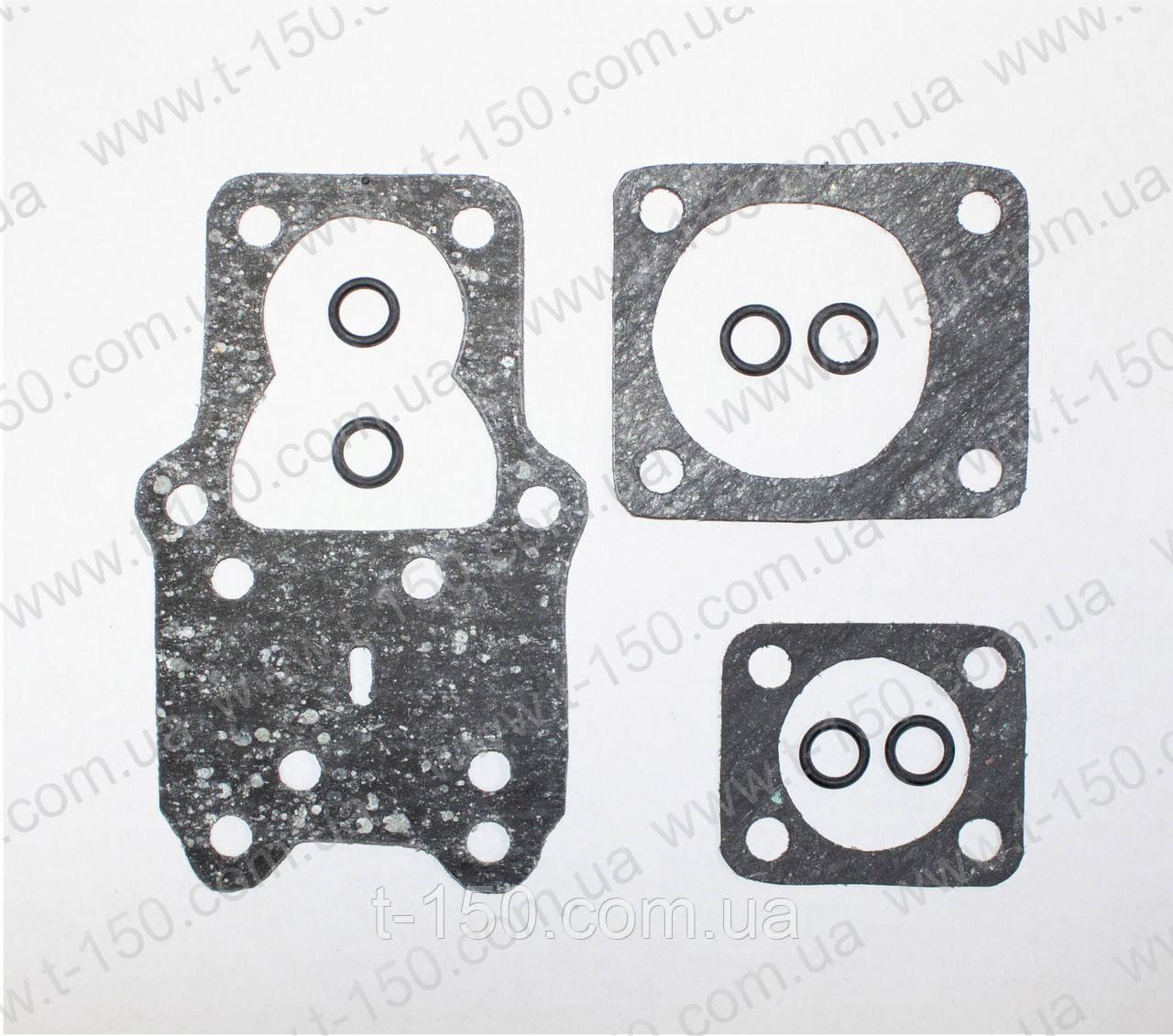 Набор прокладок распределителя КПП Т-150-158 (пенек) (паронит)