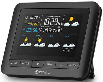 Метеостанция Digoo DG-TH8805