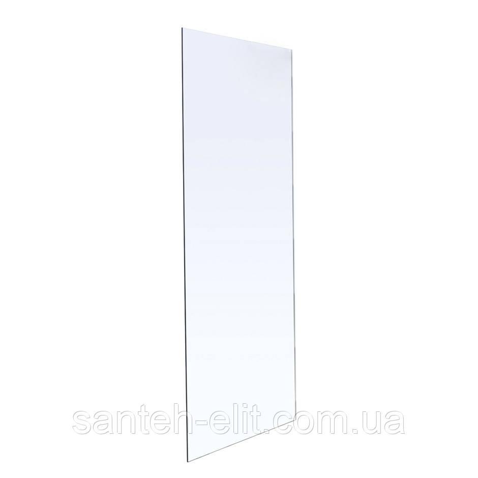 Стенка Volle Walk-In 100*190см, каленое прозрачное стекло 8мм