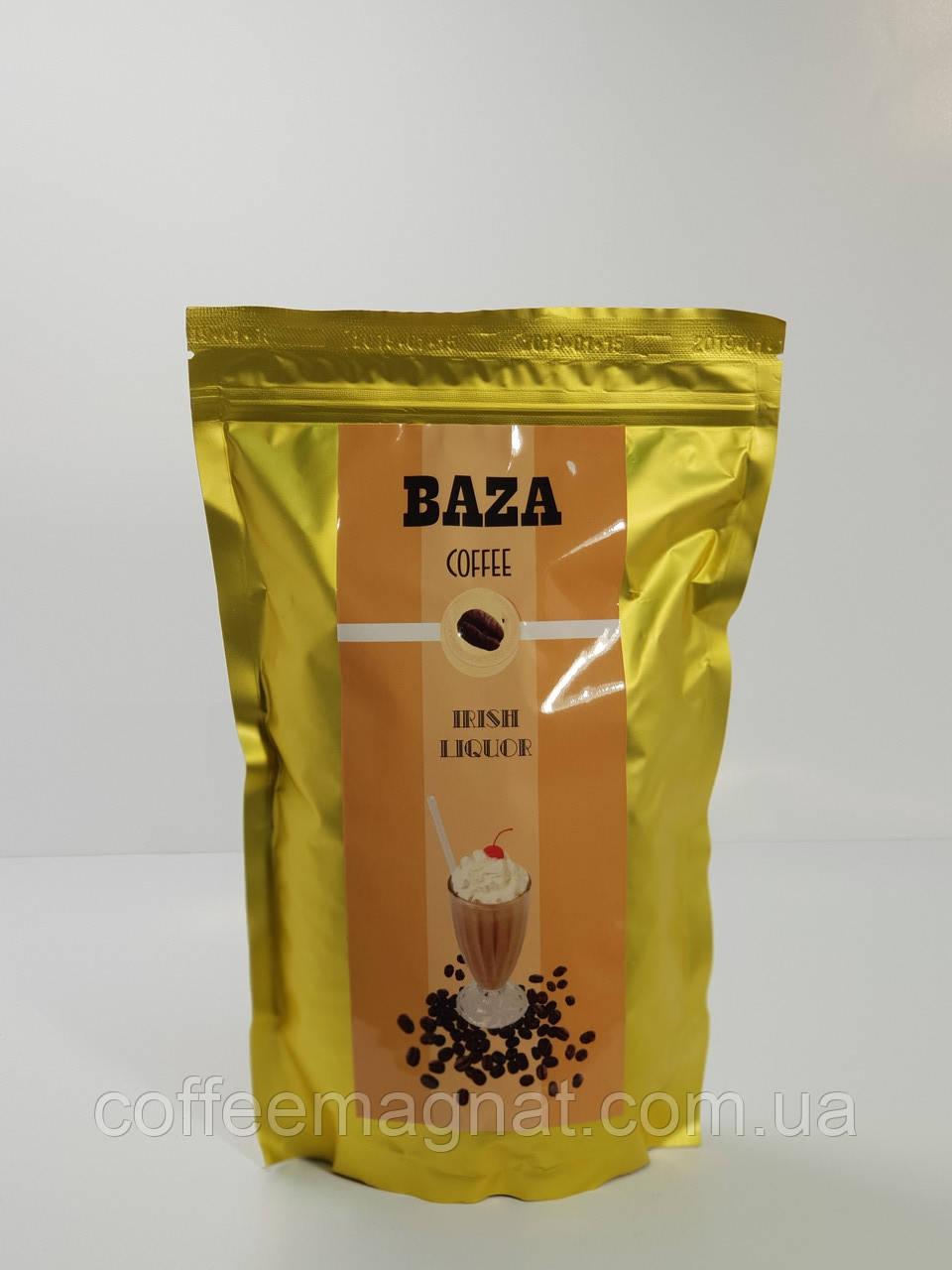 Кофе в зернах ароматизированный BAZAIrish Liquor (Ирландский ликер) 500 г