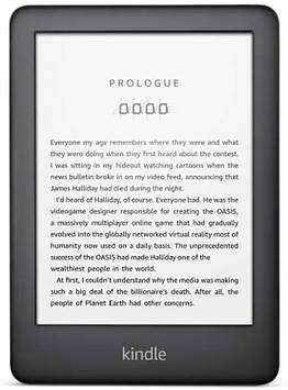 Электронная книга Amazon Kindle 6 (10 gen, 2019) Black