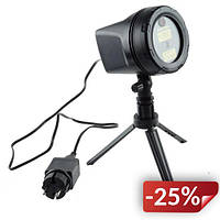 Лазерный проектор Звездный Supretto Черный (5395)