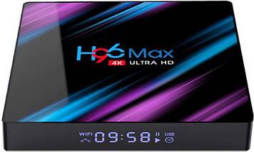 Смарт ТВ Enybox H96 MAX 4/64ГБ