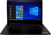 Ноутбук EVOO 11.6 3/32GB, N4000 (EV-C-116-1-BK) Black