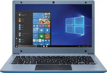 Ноутбук EVOO 11.6 3/32GB, N4000 (EV-C-116-1-BL) Blue