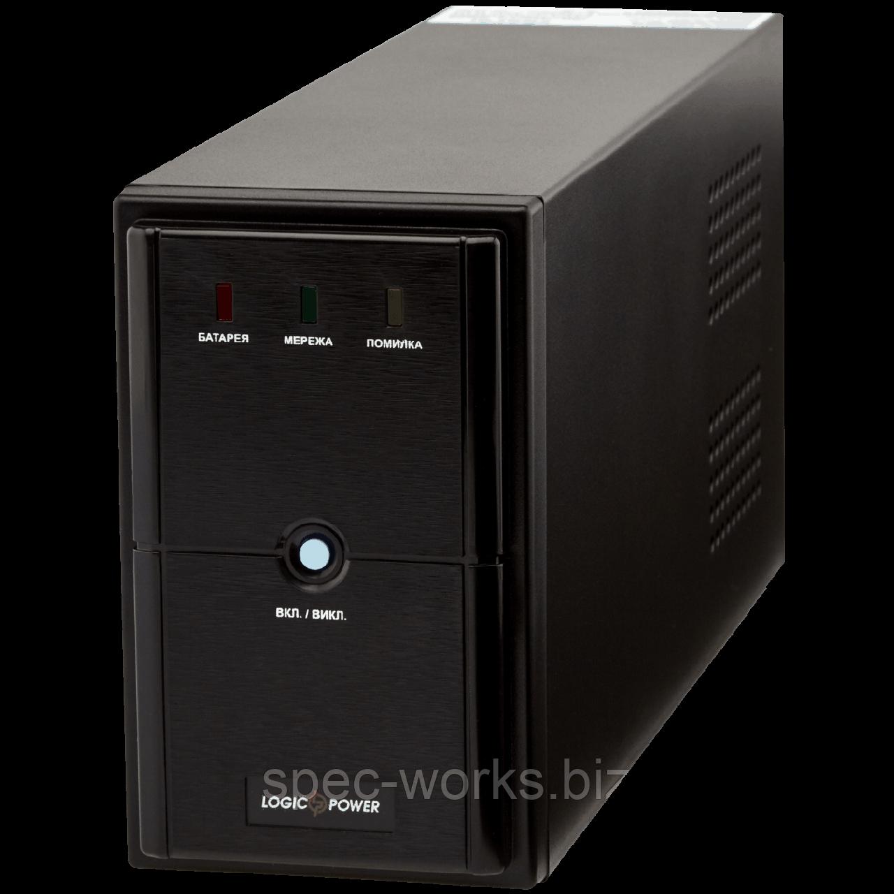Джерела безперебійного живлення LogicPower LPM-U625VA (437 Вт)