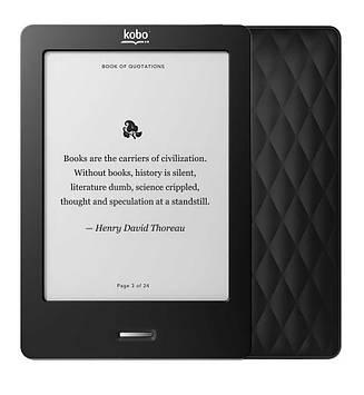 Электронная книга Kobo Touch (N905) Black