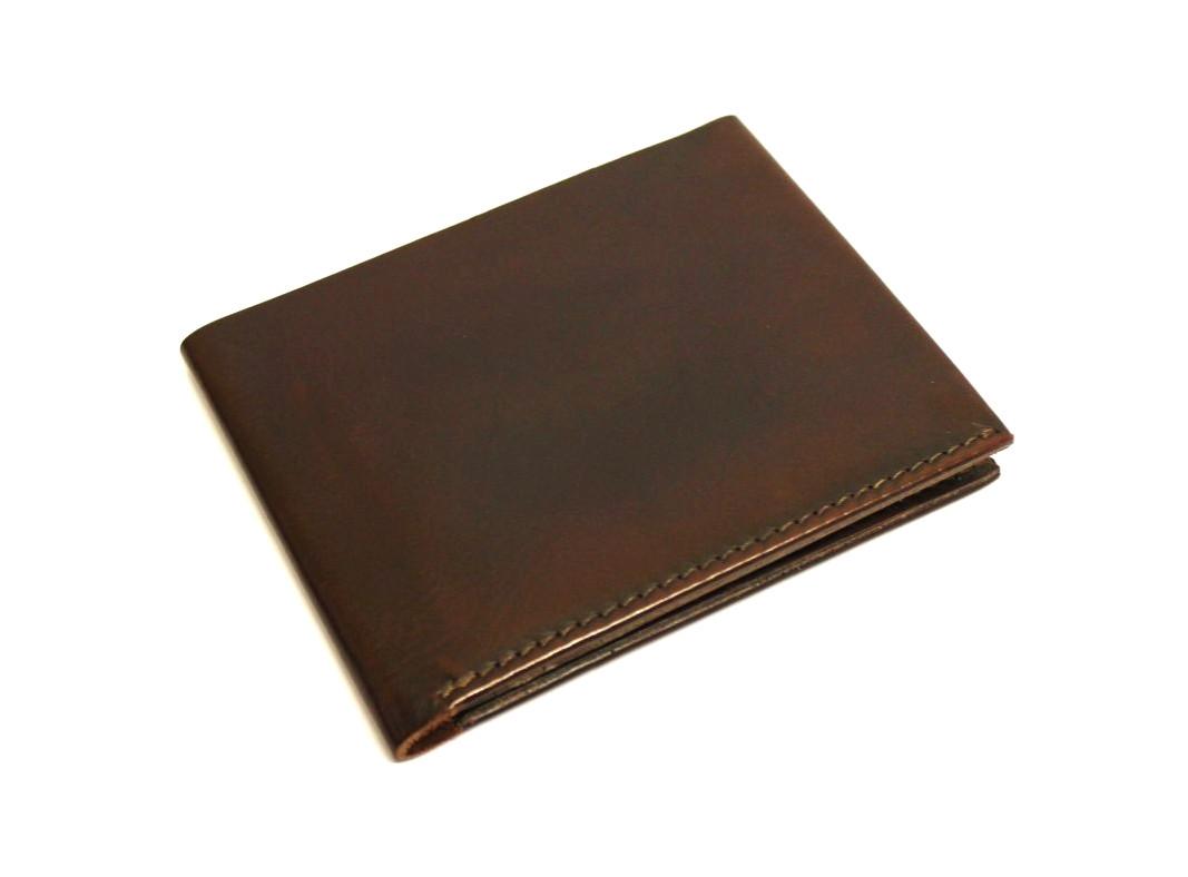 """Гаманець з серії """"Класик"""". Колір коричневий"""