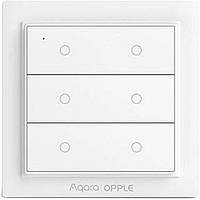 Умный выключатель Xiaomi Aqara OPPLE Wireless Scene Switch Six Buttons (WXCJKG13LM)