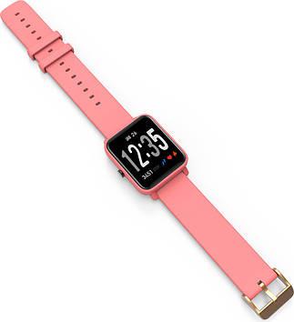 Смарт-часы Makibes CK03 pink