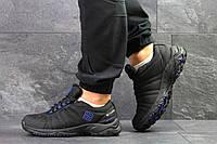 Мужские кроссовки в стиле Columbia, черные 41(25,8 см), размеры:41,42