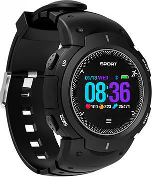 Смарт-часы NO.1 F13 черный с серым