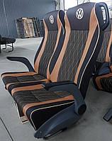 Автобусное сидение одиночное САП «СИРИУС», фото 1