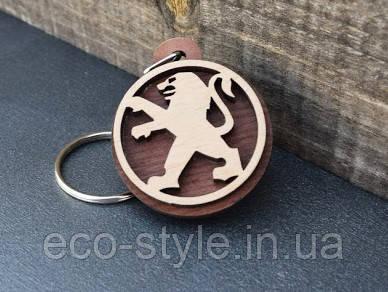 Брелки на ключи Peugeot (Пежо)