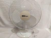 Настольный вентилятор Table Fan 0316 Opera Digital 3 cкорости 16 дюймов, фото 1
