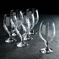 """Набір бокалів для води 400 мл """"Bistro 44417"""" 6 шт., фото 1"""