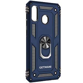 Ударостійкий чохол GETMAN Serge Ring for Magnet для Samsung Galaxy A11 / M11