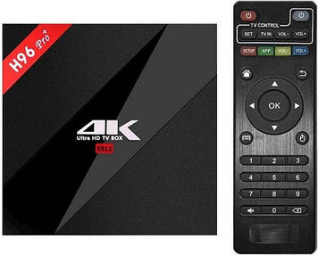 Смарт ТВ TV Box H96 Pro 2/16Gb