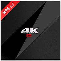 Смарт ТВ TV Box H96 Pro Plus 3/32Gb