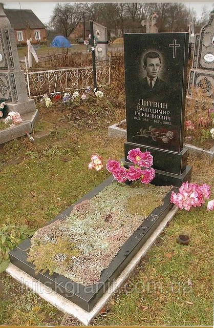Виготовлення дешевих пам'ятників з граніту у  Луцьку
