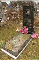 Виготовлення дешевих пам'ятників з граніту у  Луцьку, фото 1