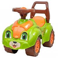 Детская каталка-толокар Тигр ТехноК 3428 прогулочный автомобиль
