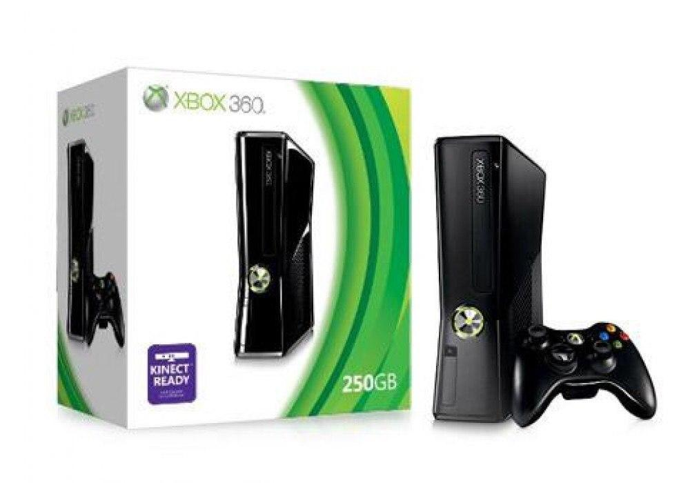 Xbox 360 Slim 250GB (FREEBOOT+LT 3.0) Б/У